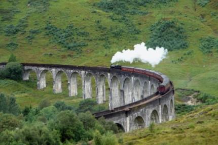 Harry Potter viadukt