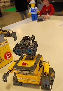 Lego-Wall-e