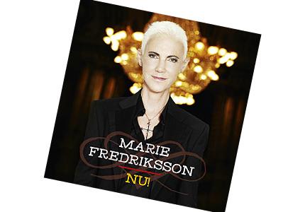 Marie Fredriksson ny skiva