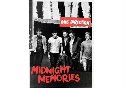 Tävla Om One Direction Midnight Memories Allasse
