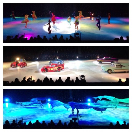 disney on ice i Malmö