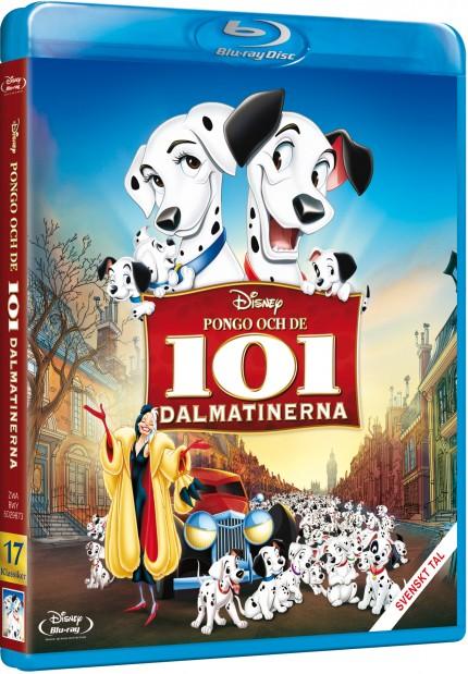 101 Dalmatinerna