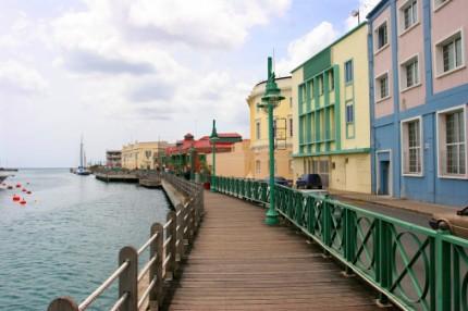 Bridgetown, Barbados.