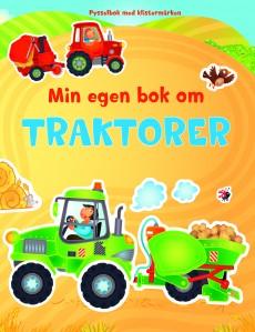 barnbok om traktorer