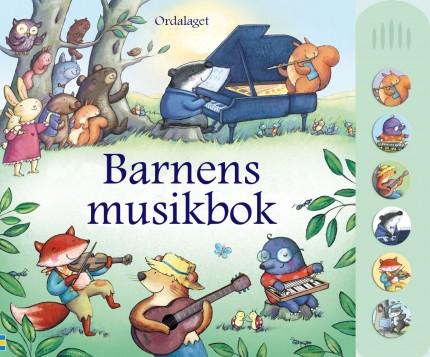 musikbok för barn