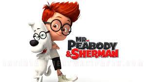 mr peabody och sherman