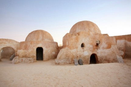 Star wars tunisien