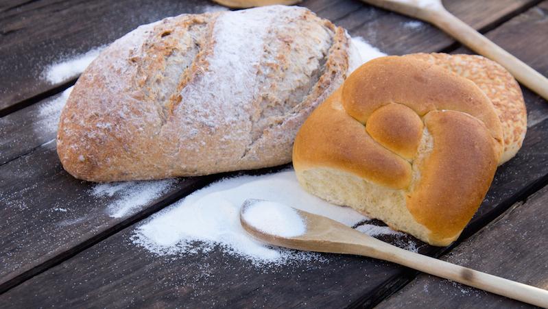bröd utan salt