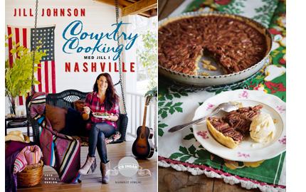 Smarrig pecannötspaj ur Jill Johnsons nya kokbok.