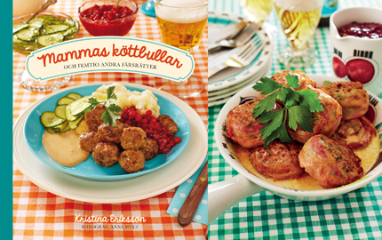 Kristina Eriksson Mammas köttbullar