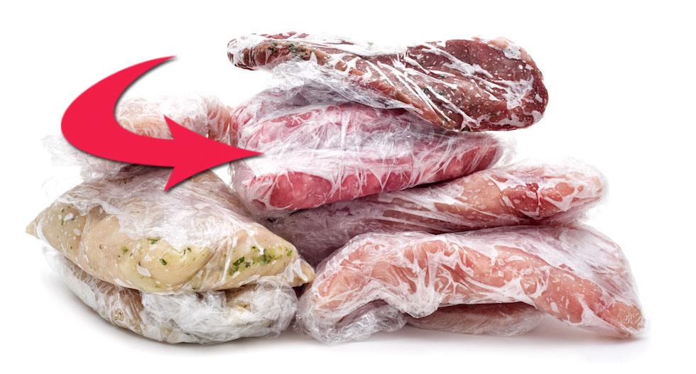 Hållbarhet för kött