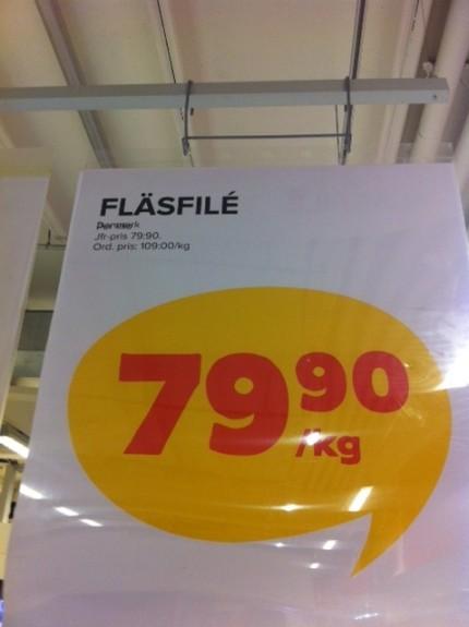 dansk fläskfilé