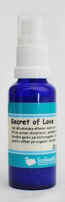 Secret of Love webb