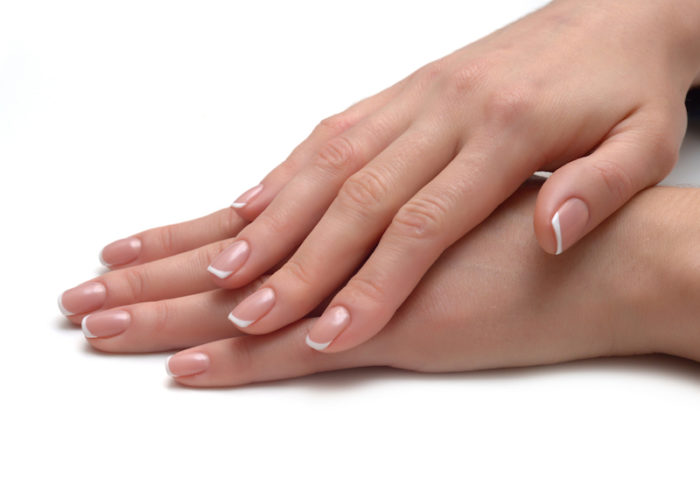 knöliga naglar sjukdom