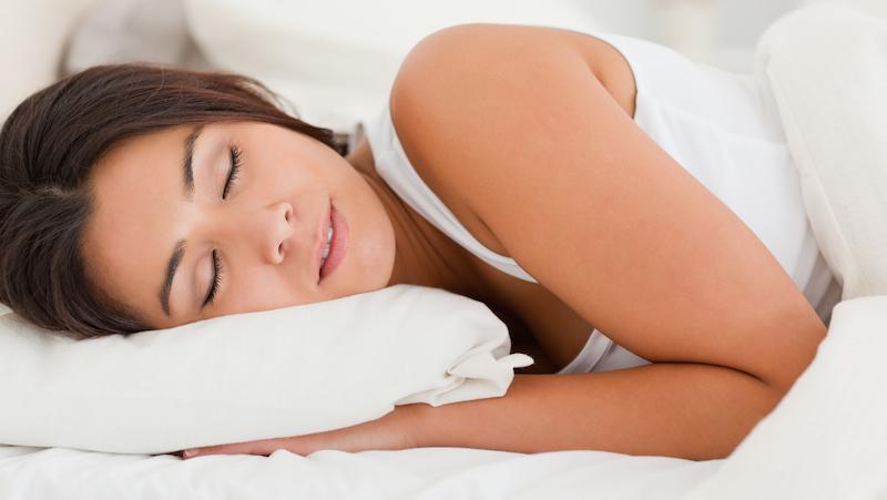 ryckningar i kroppen vid sömn