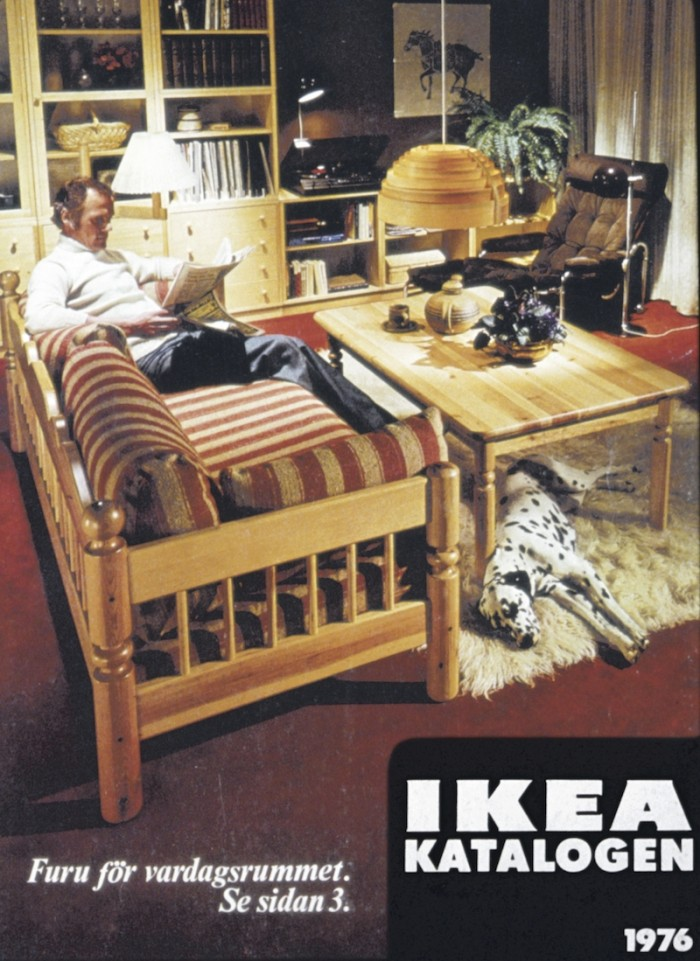 Retrom bler fr n ikea for Diseno de interiores en los anos 90