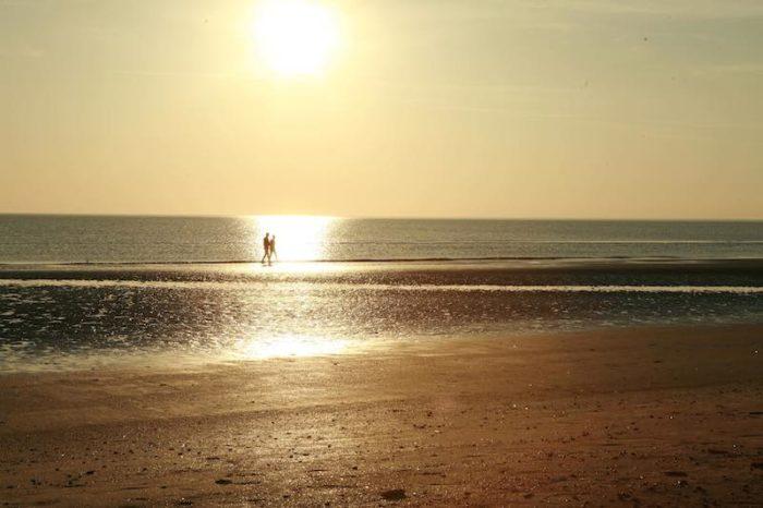 Fanø strand.