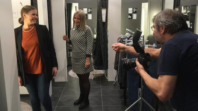 Lindex personal shopper i Kristianstad