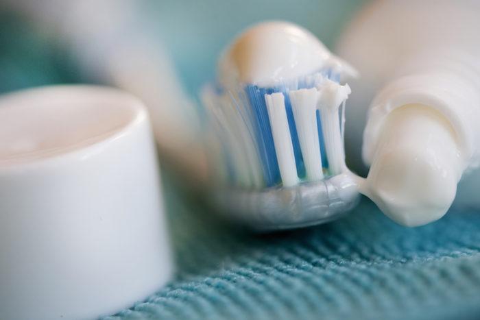 hur mycket tandkräm