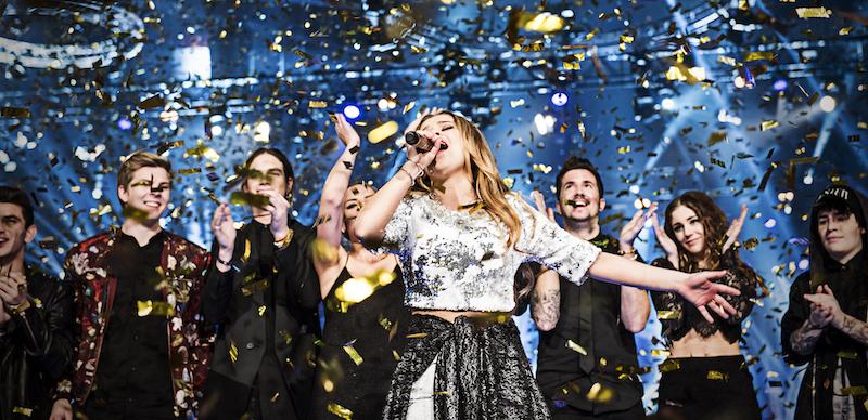 """Lisa Ajax vann """"Idol"""" 2014."""