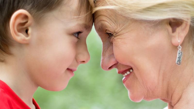 Barnbarnen om sina mor- och farföräldrar