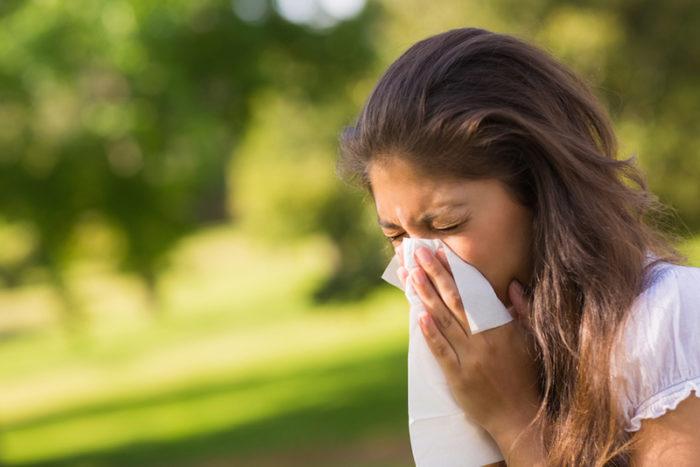 allergi mot röda saker