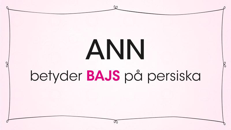 roliga svenska ord