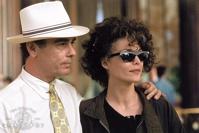 Michelle-Pfeiffer-och-Dean-Stockwell. Foto: