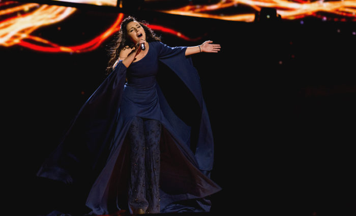 ukraina vinnare eurovision