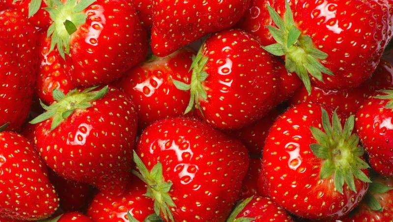 nyttigt med jordgubbar