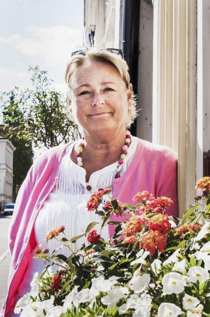 Karin Wahlberg om ändtarmscancer