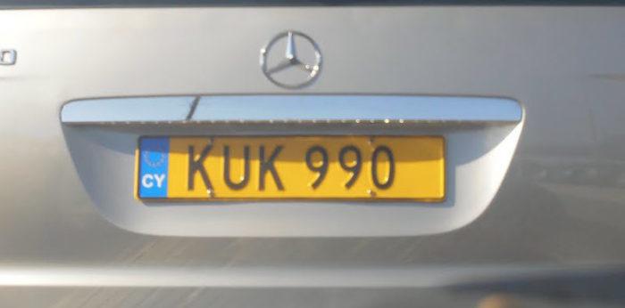 konstigt-registreringsnummer