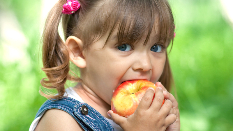 Giftiga äpplen.
