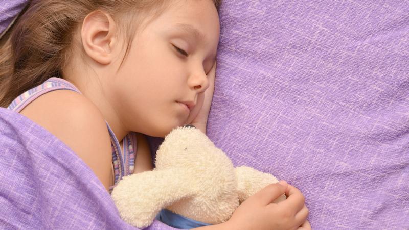 När ska barn sova?
