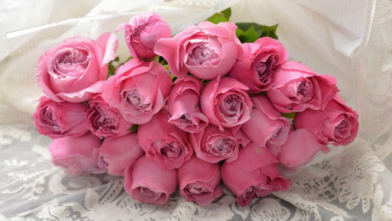 hur många rosor ska man ge