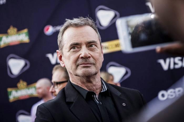 Christer Björkman, producent för Eurovision Song Contest