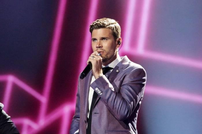 Robin Bengtsson i eurovision