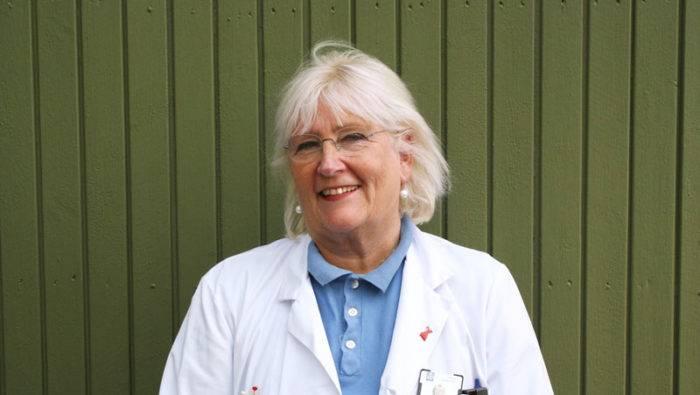 Karin Schenck-Gustafsson, professor i kardiologi och författare till flera böcker om kvinnors hjärtsjukdomar