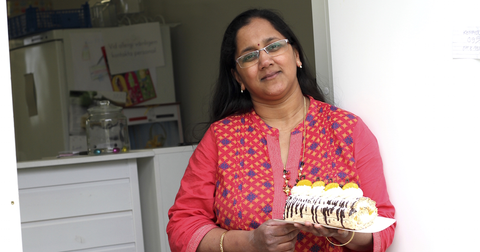 Asha Polampalli