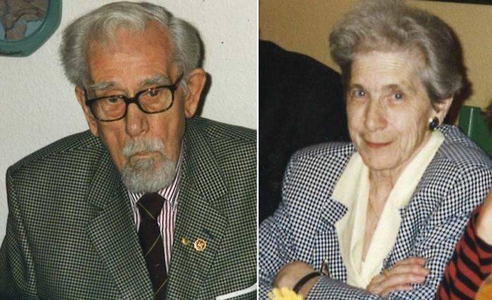 Louise morfar och mormor ville jättegärna ha kontakt med Louise efter Ingrids död, men dog innan de fick chansen.