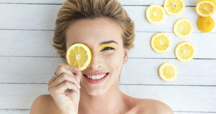 c-vitamin för huden