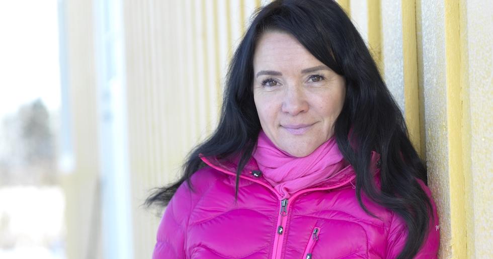 Sofia Wistam Jag Höll Min Sjukdom Hemlig För Barnen Allasse