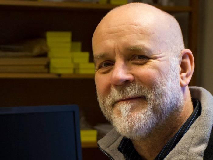 Ted von Proschwitz är Sveriges ledande expert på mördarsniglar.