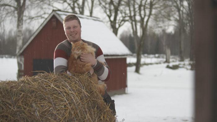 Köttbonden Magnus, 28, i