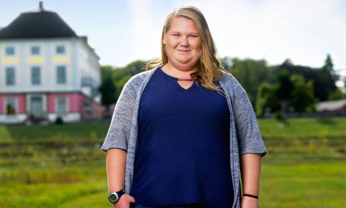 Johanna Pettersson i