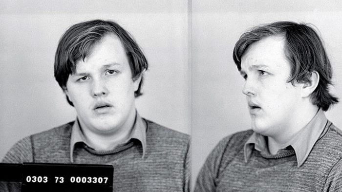 Börje Hellström kriminell