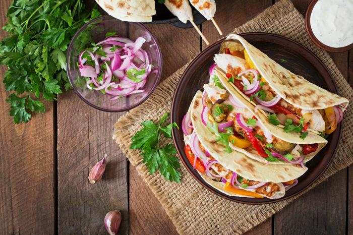 helgmat tacos