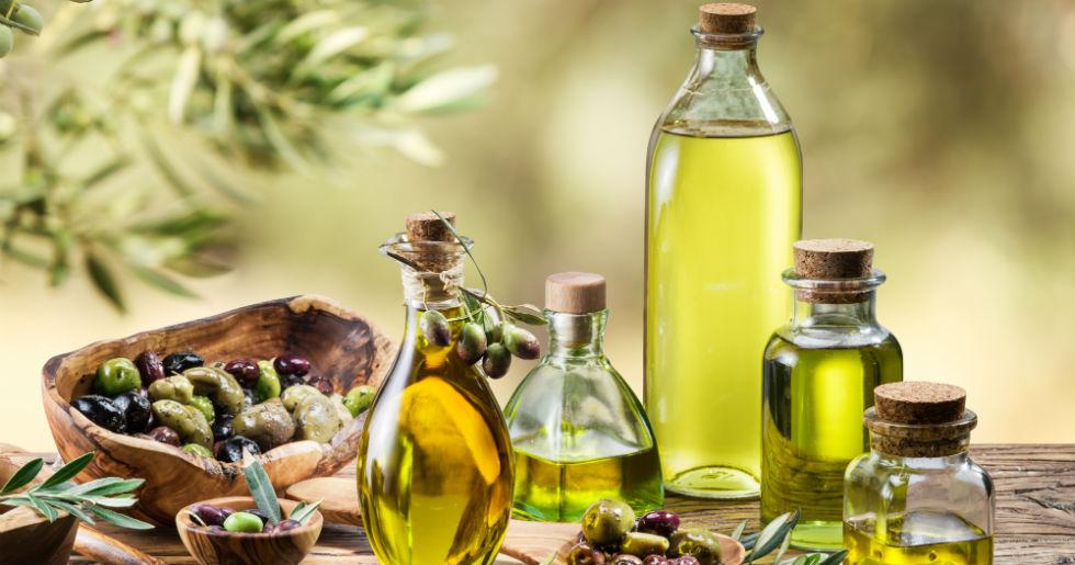 hur förvarar man olivolja