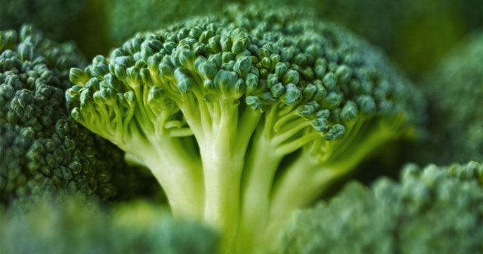 Broccoli är bra för hälsan