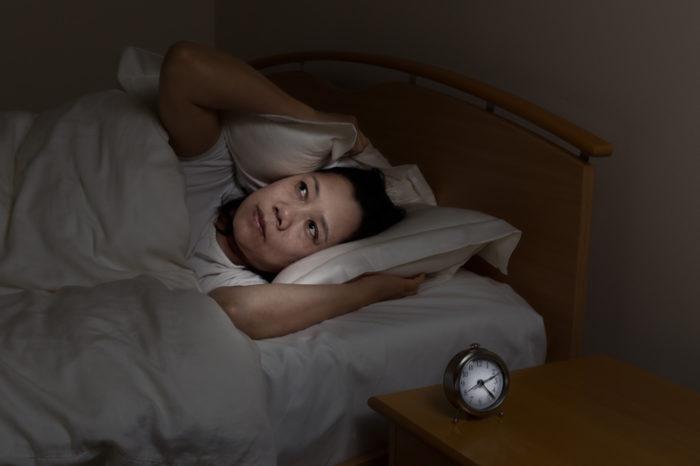 Många med fibromyalgi drabbas också av sömnsvårigheter.